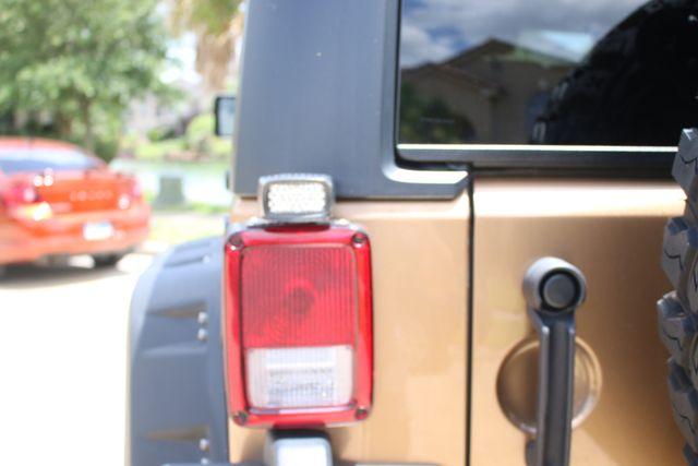 2015 Jeep Wrangler Unlimited Sahara Custom Houston, Texas 10