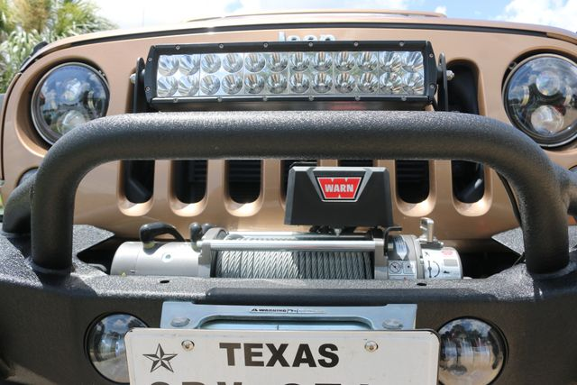 2015 Jeep Wrangler Unlimited Sahara Custom Houston, Texas 7