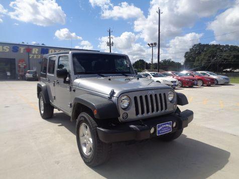 2015 Jeep Wrangler Unlimited Sport in Houston