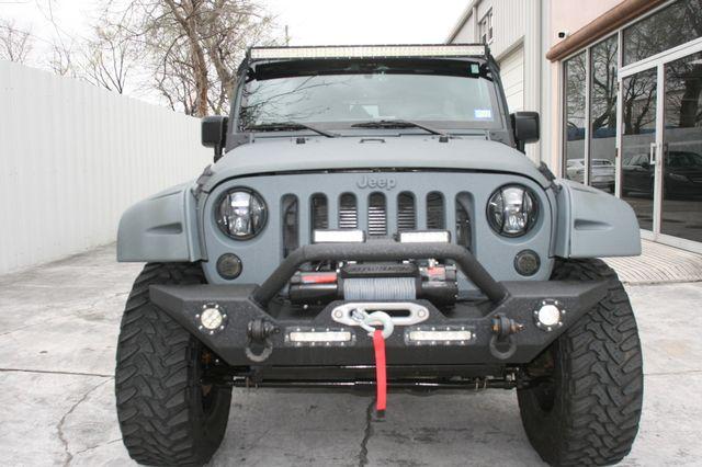 2015 Jeep Wrangler Unlimited Sport Custom Houston, Texas 1