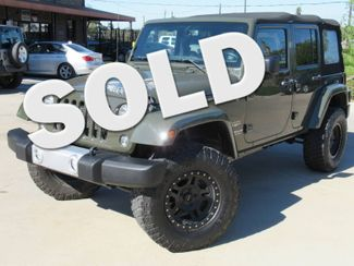 2015 Jeep Wrangler Unlimited in Houston TX