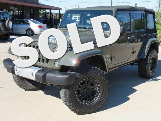 2015 Jeep Wrangler Unlimited Sahara | Houston, TX | American Auto Centers in Houston TX