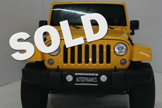 2015 Jeep Wrangler Unlimited Rubicon Houston, Texas