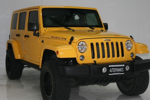 2015 Jeep Wrangler Unlimited Rubicon Houston, Texas 1