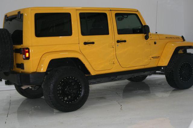 2015 Jeep Wrangler Unlimited Rubicon Houston, Texas 10