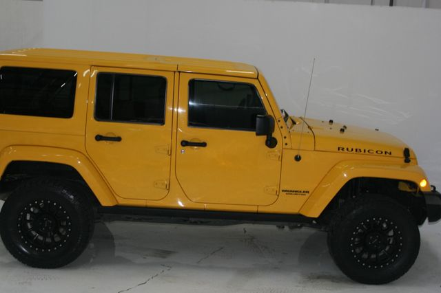 2015 Jeep Wrangler Unlimited Rubicon Houston, Texas 11