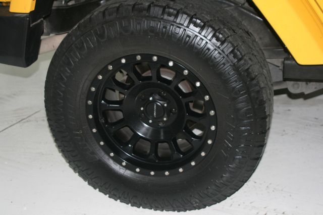 2015 Jeep Wrangler Unlimited Rubicon Houston, Texas 12