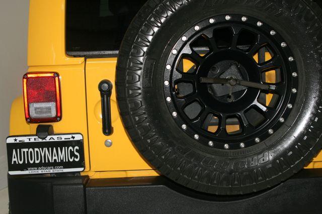 2015 Jeep Wrangler Unlimited Rubicon Houston, Texas 13