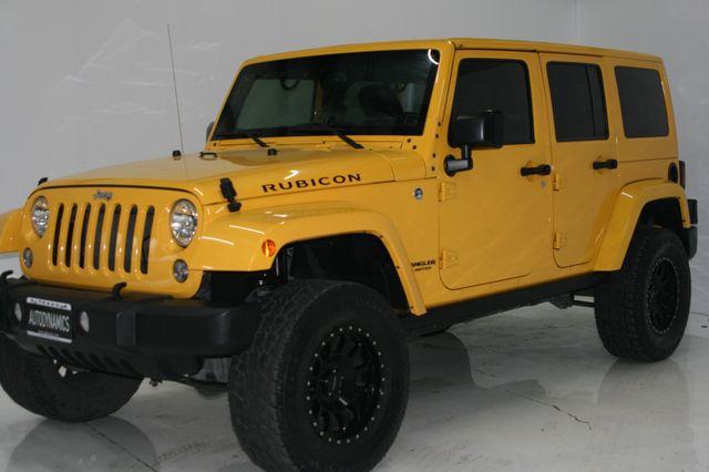 2015 Jeep Wrangler Unlimited Rubicon Houston, Texas 2