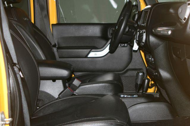 2015 Jeep Wrangler Unlimited Rubicon Houston, Texas 20