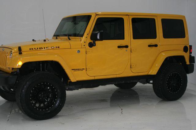 2015 Jeep Wrangler Unlimited Rubicon Houston, Texas 3