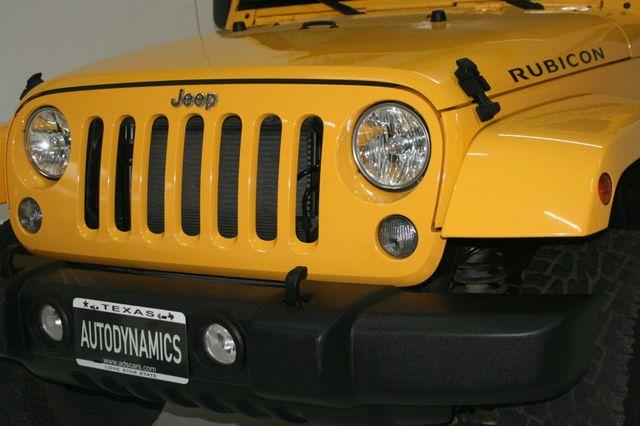 2015 Jeep Wrangler Unlimited Rubicon Houston, Texas 5