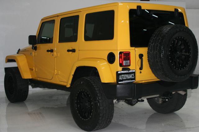 2015 Jeep Wrangler Unlimited Rubicon Houston, Texas 8
