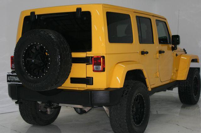 2015 Jeep Wrangler Unlimited Rubicon Houston, Texas 9