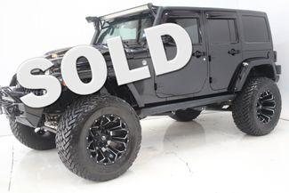 2015 Jeep Wrangler Unlimited Sahara CUSTOM Houston, Texas