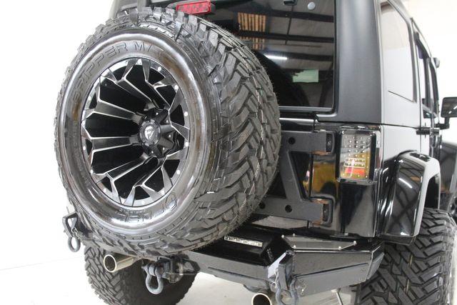 2015 Jeep Wrangler Unlimited Sahara CUSTOM Houston, Texas 11