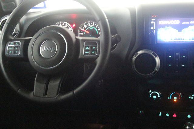 2015 Jeep Wrangler Unlimited Sahara CUSTOM Houston, Texas 14