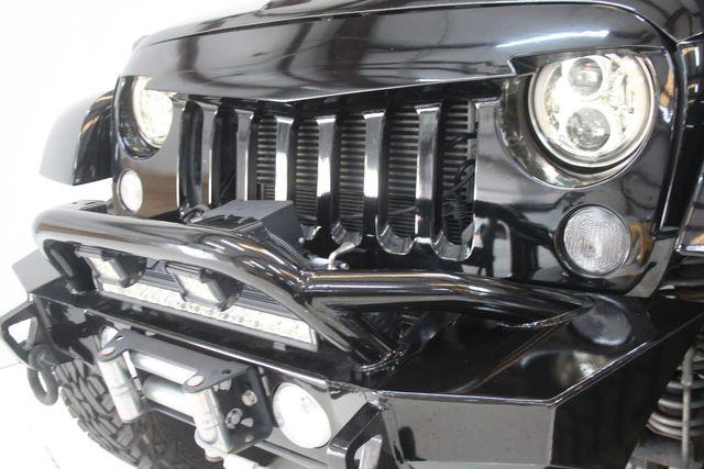 2015 Jeep Wrangler Unlimited Sahara CUSTOM Houston, Texas 5
