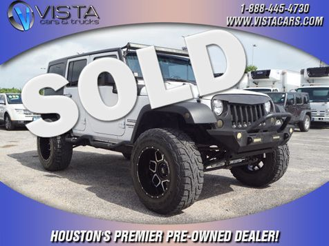 2015 Jeep Wrangler Unlimited Sport in Houston, Texas