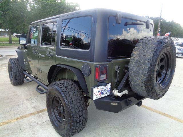 2015 Jeep Wrangler Unlimited Sahara in Houston, TX 77075
