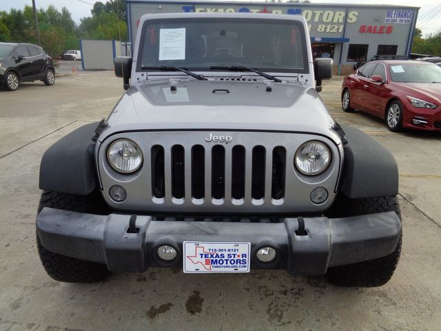 2015 Jeep Wrangler Unlimited Sport in Houston, TX 77075