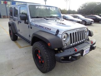 2015 Jeep Wrangler Unlimited Rubicon Hard Rock in Houston, TX 77075