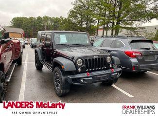 2015 Jeep Wrangler Unlimited Rubicon Hard Rock | Huntsville, Alabama | Landers Mclarty DCJ & Subaru in  Alabama