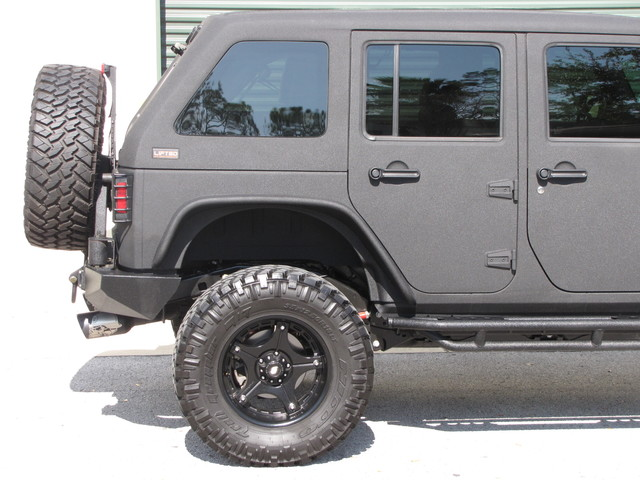 2015 Jeep Wrangler Unlimited Rubicon Jacksonville , FL 10