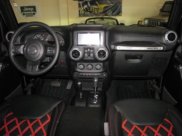2015 Jeep Wrangler Unlimited Rubicon Jacksonville , FL 21
