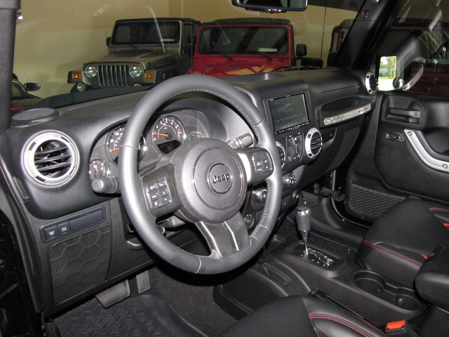 2015 Jeep Wrangler Unlimited Rubicon Jacksonville , FL 22