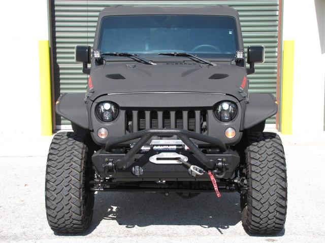 2015 Jeep Wrangler Unlimited Rubicon Jacksonville , FL 11