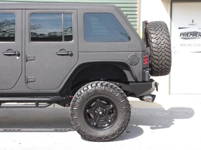 2015 Jeep Wrangler Unlimited Rubicon Jacksonville , FL 7