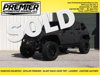 2015 Jeep Wrangler Unlimited Rubicon Jacksonville , FL