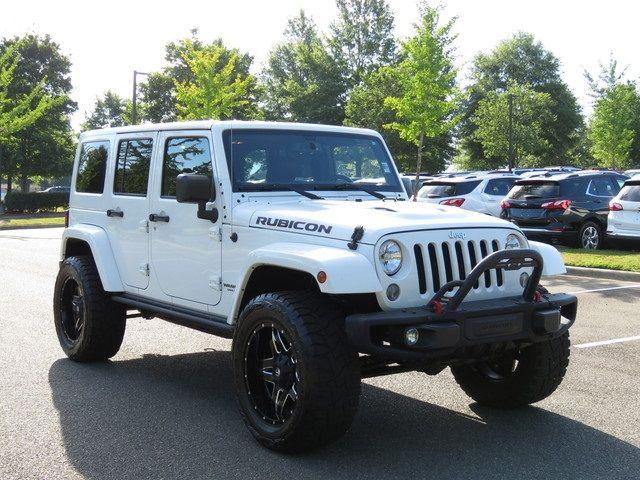 2015 Jeep Wrangler Unlimited Rubicon Hard Rock