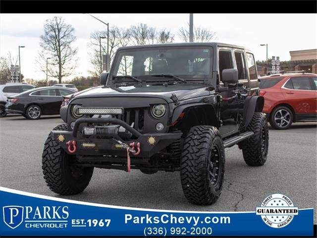 2015 Jeep Wrangler Unlimited Sport in Kernersville, NC 27284