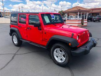 2015 Jeep Wrangler Unlimited Sport in Kingman Arizona, 86401