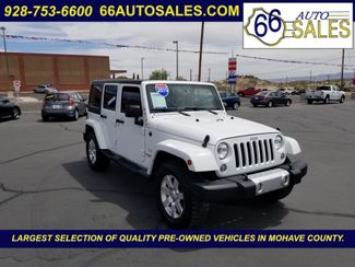 2015 Jeep Wrangler Unlimited Sahara in Kingman, Arizona 86401