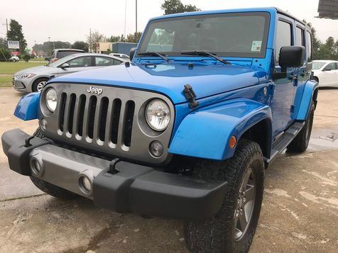 2015 Jeep Wrangler Unlimited Freedom Edition in Lake Charles, Louisiana