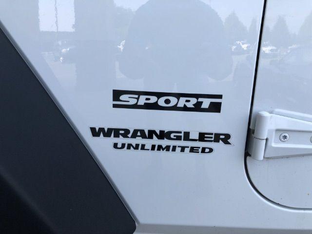 2015 Jeep Wrangler Unlimited Sport LINDON, UT 10