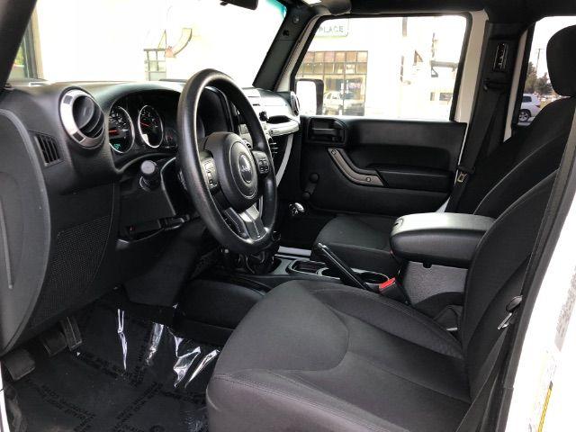 2015 Jeep Wrangler Unlimited Sport LINDON, UT 15