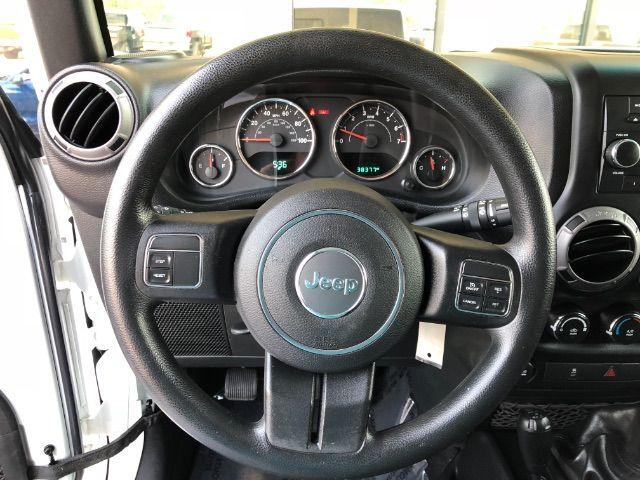 2015 Jeep Wrangler Unlimited Sport LINDON, UT 20