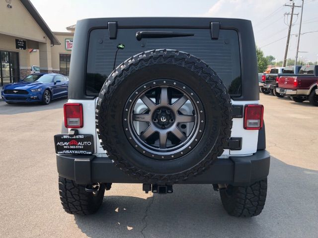 2015 Jeep Wrangler Unlimited Sport LINDON, UT 4