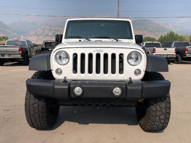 2015 Jeep Wrangler Unlimited Sport LINDON, UT 5