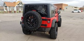 2015 Jeep Wrangler Unlimited Sport LINDON, UT 37