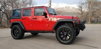 2015 Jeep Wrangler Unlimited Sport LINDON, UT 38