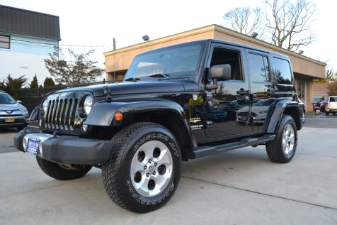 2015 Jeep Wrangler Unlimited Sahara in Lynbrook, New