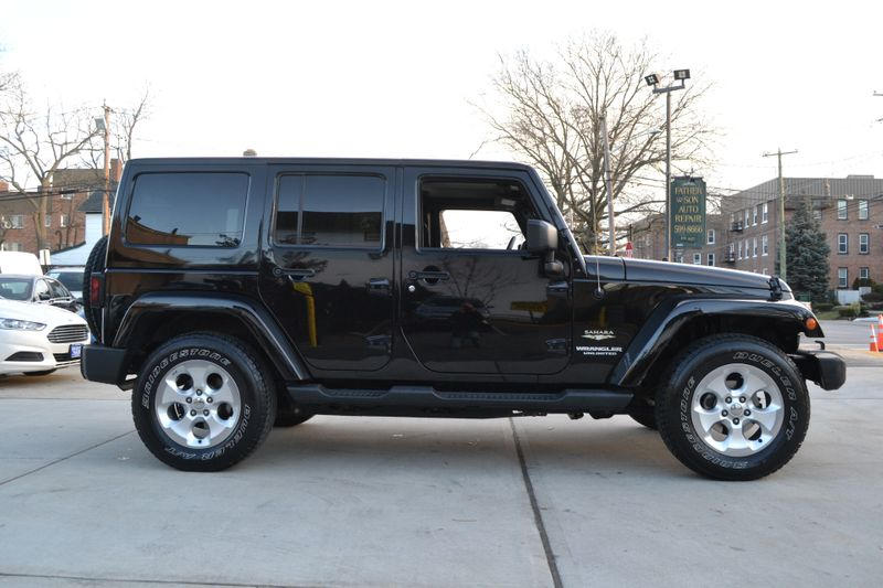 2015 Jeep Wrangler Unlimited Sahara  city New  Father  Son Auto Corp   in Lynbrook, New