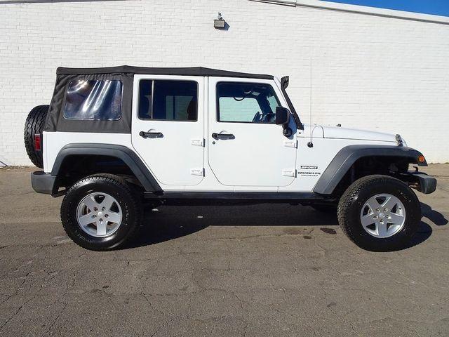 2015 Jeep Wrangler Unlimited Sport Madison, NC 1