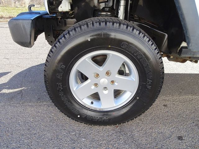 2015 Jeep Wrangler Unlimited Sport Madison, NC 11