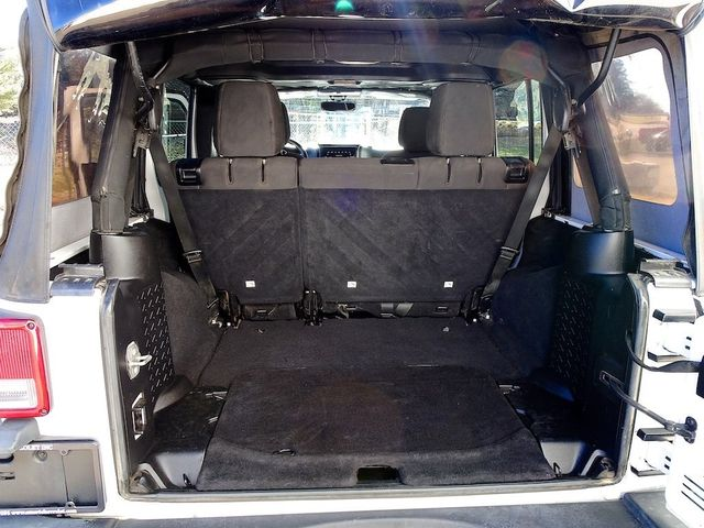2015 Jeep Wrangler Unlimited Sport Madison, NC 16